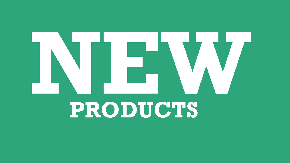 New Products – June 2019